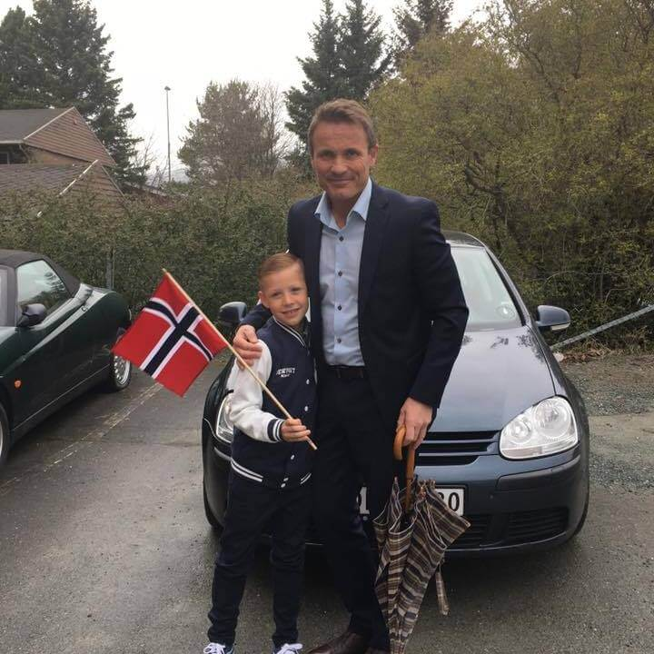 Lars Jørgen Svendsen