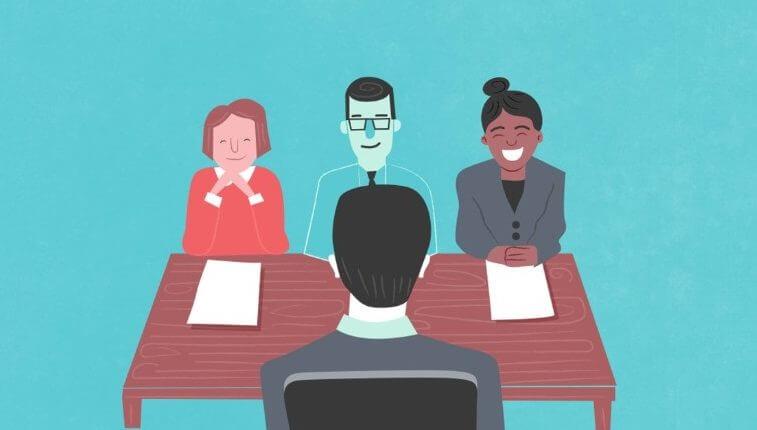 Jobbintervju forberedelser med hjelp av CVGURU.no